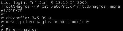 Linux下chkconfig命令例子与参数详解